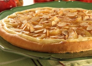 Apple and Cheese Torte